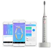 【送料無料】InfinitusValue スマートトラッキング電動歯ブラシ ホワイト IVHB01W