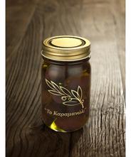 ギリシャ産 カラマタ種オリーブの実 「カラマノリ オリーブ」