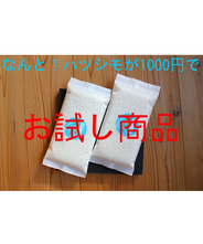 お試し用 真空包装ハツシモ(300g×2個)