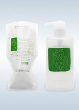 髪を洗うシャンプー400mlパウチ/ケース付