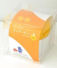 インナービュー茶 缶タイプ