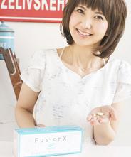 Fusion X (フルボ酸 カプセル)