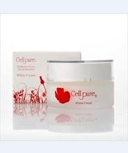 「セルピュア(Cell Pure)」ホワイトクリーム
