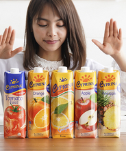 キプリーナ オレンジジュース 1L【1L×12本セット】