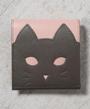 CHIGRACCI Ture-tette「猫財布」ピンク