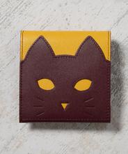 CHIGRACCI Ture-tette「猫財布」イエロー