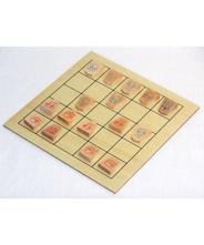 将棋系 グーチョキパーゲーム&ベクトル将棋(脳トレ) 天童製 木製品