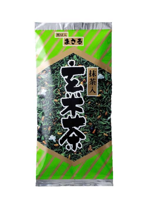 抹茶入り玄米茶 まさる/100g