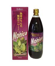 ノニ果汁100% ノニジュース NONICA (1000ml)3本