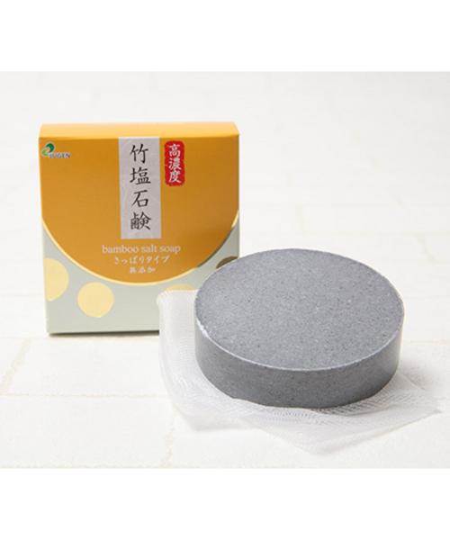 高濃度竹塩石鹸