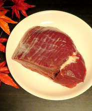 【北海道産】エゾ鹿肉 内モモ500g【無添加】