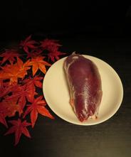 【北海道産】エゾ鹿肉 シンタマ500g【'無添加】