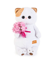 Li-li (with ピンクのお花のブーケット)