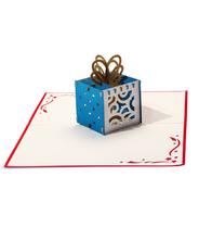 3DポップアップカードI LOVEPOP<<Birthday Present>>