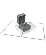 3DポップアップカードI LOVEPOP<<Diamond Ring>>
