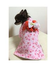犬服ハンドメイド!着物 サイズオーダー
