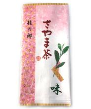 【味の狭山茶 まとば園】桂の郷(味)リーフ100g