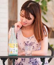 島根県産のゆずを使用したゆずリキュール、女性に人気なお酒♪贈り物にどうぞ♪菊弥栄 ゆずゆず 【1,800ml】