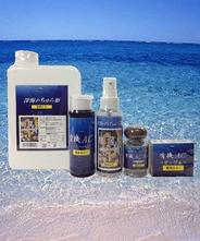 洗顔、全身パック+健康塩5点セット(詰替え用1Lボトル+ローション+スプレー100ml+健康塩+石鹸)