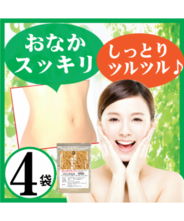 【メール便】送料無料 100g×4袋 2,680円 (1袋670円)