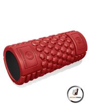 Fitness Foam Roller【フィットネスフォームローラー】(レッド)