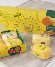 メルチーズ プレーン&パンプキン