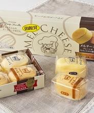 メルチーズ プレーン&生キャラメル風味