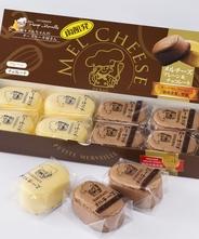 メルチーズ プレーン&チョコレート