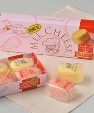 メルチーズ プレーン&いちご