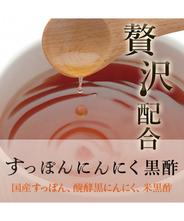 【送料無料】贅沢配合すっぽんにんにく黒酢