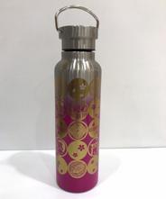 みやげにっぽん ステンレスボトル (ピンク)500ml