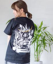 伊達政宗 「不動明王」 Tシャツ