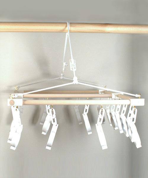 洗濯クリップハンガー 中型