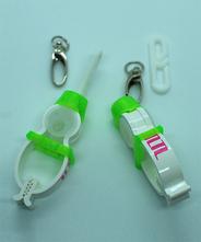TLTLハンカチクリップ 2個セット(バケツ 緑)
