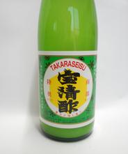 【押切酢店】宝清酢もろみ酢にごり1800ml