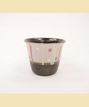 【クールジャパン】 焼酎カップ 【直径7.5cm 高さ7.5cm】