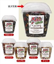 酵母グラノーラ・セット (5種・6個入)