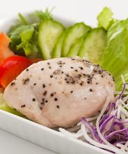 国産鶏 サラダチキン  (ブラックペッパー&ガーリック) 3個セット