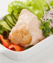 国産鶏 サラダチキン (長ネギ&生姜) 3個セット