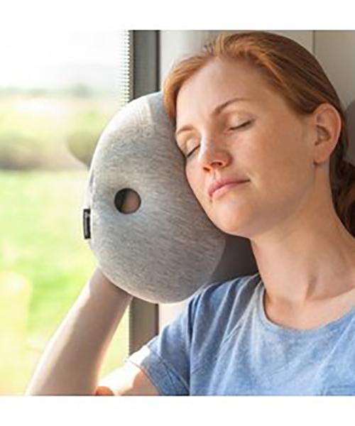 オーストリッチピロー ミニ OSTRICH PILLOW MINIトラベルピロー ネックピロー 昼寝枕 携帯用
