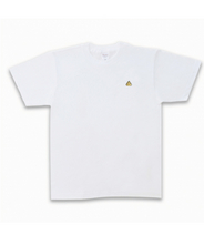 有名人も着てくれています!超売れ筋 うんこ半袖Tシャツ ホワイト×ゴールド