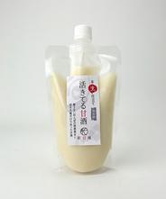 【生甘酒】酵素が活きてる甘酒(白)