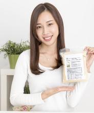 食Pro.みそちゃんおじさんのスーパーきなこ大豆プロテイン200g×3袋セット