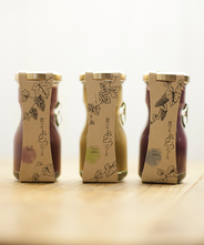 食べる葡萄ジュース ギフトボックス 3本セット