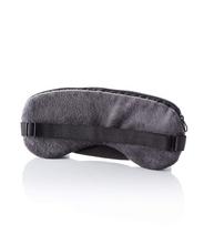 【送料無料】  ホットアイマスク USB 蒸気 ホット アイマスク 安眠 遮光 リラックス 繰り返し 温度調節 タイマー設定  (グレー×布)