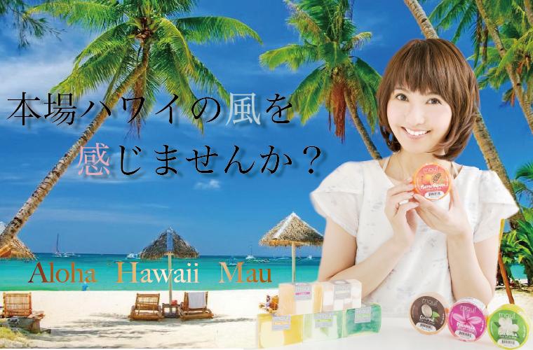 ハワイアン雑貨 Aloha Hawaii Mau