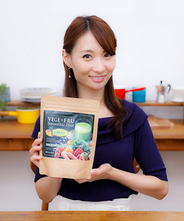 ベジフルスムージーダイエット(グリーン) 300g(1袋単体)