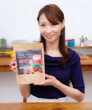 ベジフルスムージーダイエット(レッド) 300g(1袋単体)